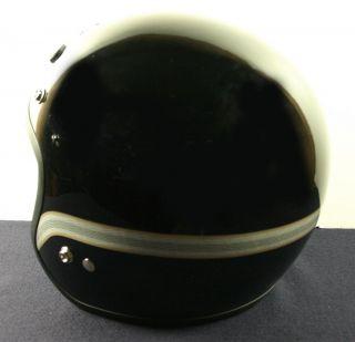 RARE Black 100th Anniversary Harley Davidson Helmet w Box NICE NR