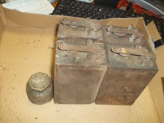 Vintage ford Model t truck car coils good ford coils ford parts