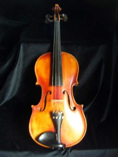 Anton Schuster Handmade Violin Germany Bow Casebeauty