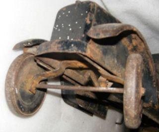 Antique Toy Dump Truck Son NY 1920s Keystone Heavy Duty
