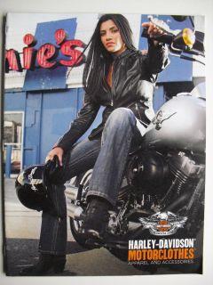2011 Harley Davidson Apparel Accessories Catalog