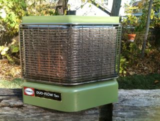 Apache Camper Green Vintage Primus Flameless Heater Furnace