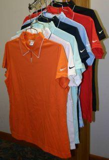 Nike Golf Womens Dri Fit Polo Shirts Ladies All Sizes
