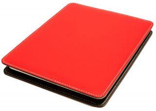 Apple The New iPad 3 Luxury Handmade Leather Case Folder Sleeve