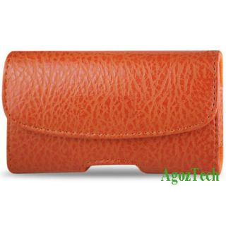Sideways Horizontal Belt Clip Case Cover Pouch fr Apple iPhone 5