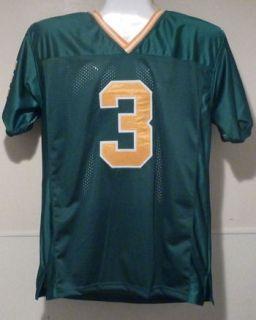 Joe Montana Autographed Signed Notre Dame Irish Green Size XL Jersey w