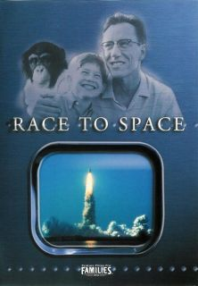 Race to Space Annabeth Gish James Woods DVD 658149802520