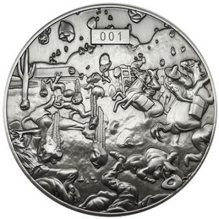 holbrook 100 year commemorative coin 2 zinc alloy with antique silver