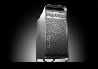 Apple Mac Pro Desktop 2x3 0 GHz Quad Core Intel Xeon 8GB RAM 1TB HDD