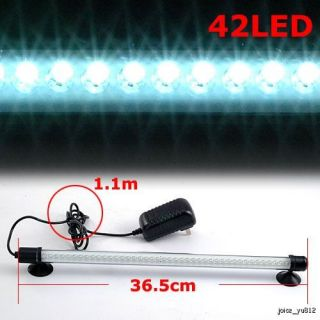 Water Proof 14 inch White Aquarium Fish Tank LED Lights