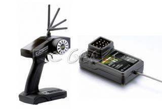 Ansmann RC Radio Control Car W5 Transmitter Receiver Set Combo 2 4GHz