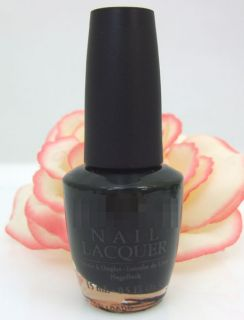 OPI Nail Polish Lacquer Here Today Aragon Tomorrow New