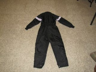 Vintage Womens Arctic Cat Snowmobile Suit Arctic Wear Size Small