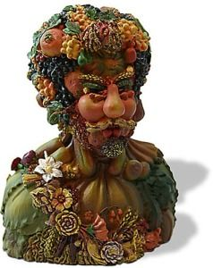 giuseppe arcimboldo ca 1527 1593 initially like his father the