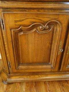 French Provincial Bedroom Furniture On Antique French Country Buffet