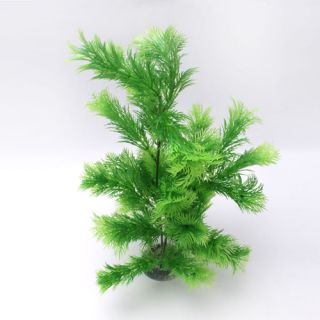 Plastic Strip Grass Plant Aquarium Fish Tank Decoration