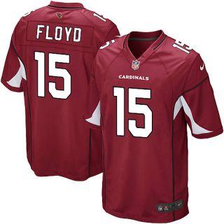 Mens Nike Arizona Cardinals Michael Floyd Game Team Color Jersey