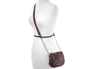 new corso como arivaca theatre bag in bronze w tags