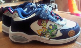 Disney Pixar Toy Story Sneakers Toddler Size 9 REDUCED