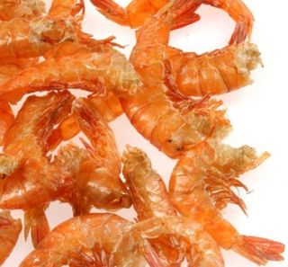 Jumbo Dried Krill Tropical Fish Food Aquarium One Lb