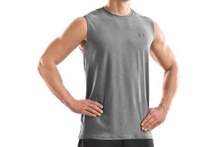 Under Armour Mens TNP Sleeveless T Shirt
