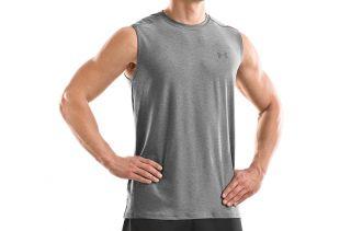 Under Armour Mens TNP Sleeveless T Shirt