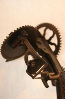 Cast Iron Antrim Goodell Apple Peeler Antique Hand Crank Vintage