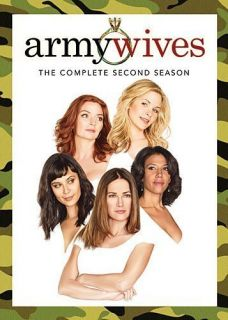 Army Wives The Complete Second Season DVD 2009
