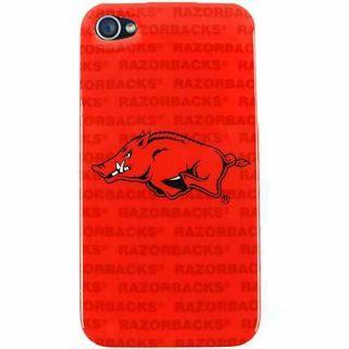 Arkansas Razorbacks Mascot NCAA iPhone 4 4S Case Snap on Cover