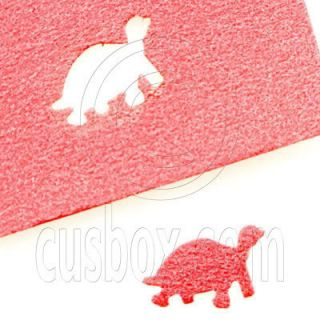 Turtle Tortoise Paper Craft Punch Scrap Booking 1 5cm