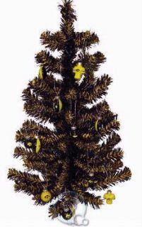 foot mini artificial christmas tree w 12 ornaments new