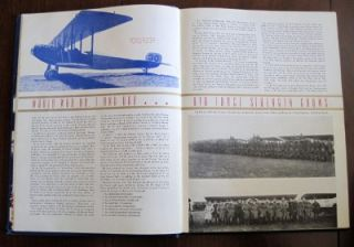 1943 WW 2 Morrison Field Army Air Forces Wing Over America Year Book