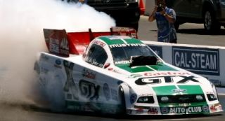 NHRA Ashley Force 1 24 Diecast Funny Car Nitro Action John Force