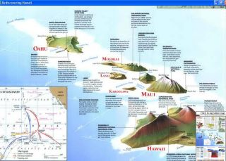 National Geographic Maps of Asia, Australia and the Pacific Ocean
