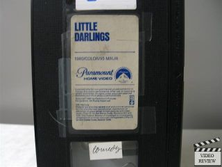 Little Darlings VHS Tatum ONeal, Kristy McNichol, Armand Assante