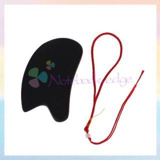 Chinese Traditional Guasha Gua Sha Skin Care Board Massage Beauty Tool