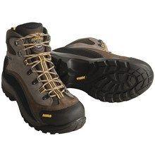 Asolo Mens FSN 95 Goretex Cendre Dark Brown Hiking Boots