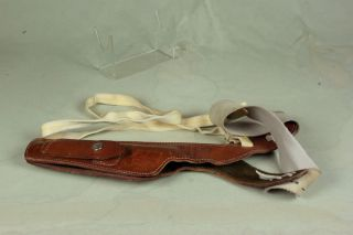 Safariland 101 Leather Shoulder Holster for s w Model 29