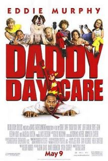 Daddy Day Care Screenused T Shirt Whos Your Daddy  Movie Prop
