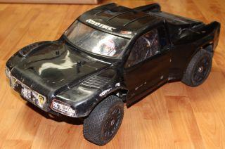 Team Associated RC 1 8 SC8e 4WD ARTR w Mamba Master ESC 2650KV