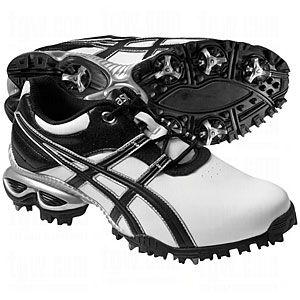 Asics Mens Gel Linksmaster Golf Shoes Golf