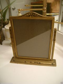 Antique 1920s Art Deco Designer Picture Frame