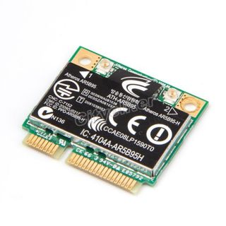 Atheros AR5B95H AR9285G HP Compaq B G N Half Mini Wireless N Card