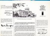 Official Arkansas Waltz Cletus Jones A Collectors Item LLP 3004 LP Â