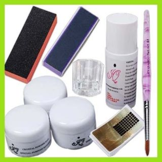 KT269 Professional Acrylic Nail Art Poweder Mixed Kits