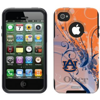 Commuter Series Case iPhone 4 4S Auburn University Tigers AU War Eagle
