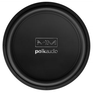 Polk Audio Mobile Monitor Performance 15 Subwoofer MM1540 DVC