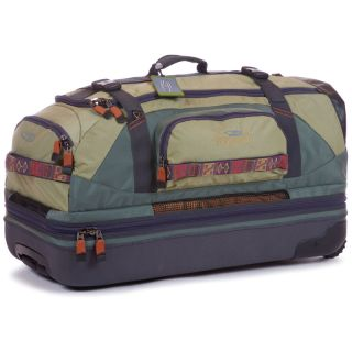 Fishpond Fly Fishing Rodeo 31in Rolling Duffel Bag Pack