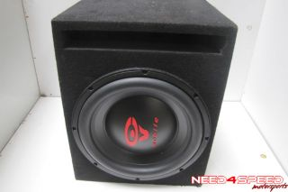 Cerwin Vega Mobile VMAX 12 inch Subwoofer with Box 12 Speaker 1000