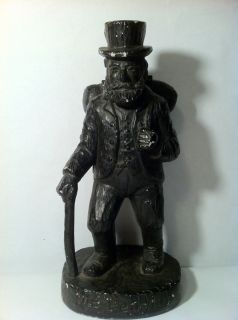 Austin Productions  The Peddler  Art Statue 1969